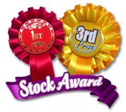 Stock Rosettes