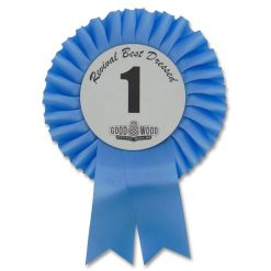 36mm ribbon promotional rosette