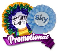 Promotional Rosettes