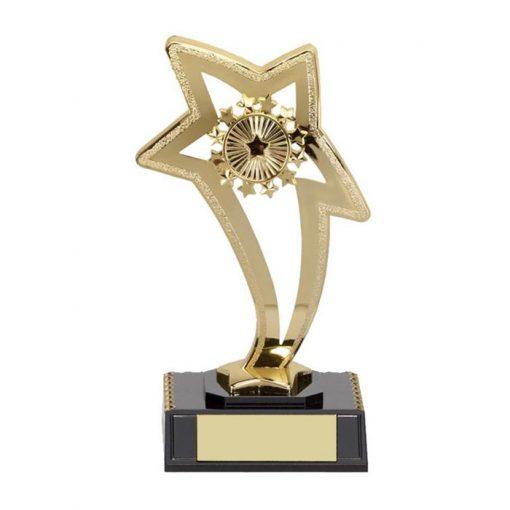 curve star trophy