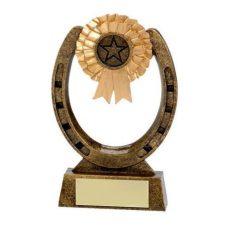 horse shoe trophy