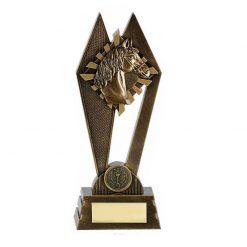 pk019b horse trophy