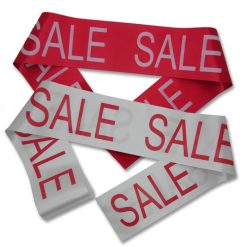 sale sashes