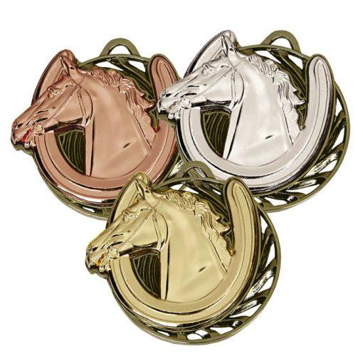 am975 horse medal