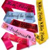 99p hen party sashes