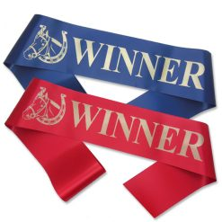 cheap horse show sashes