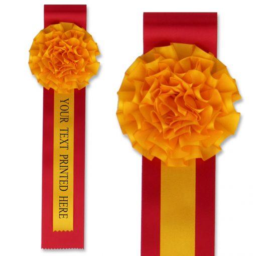 JR1 rose award ribbon