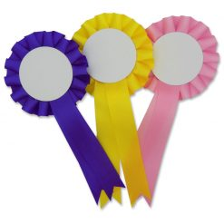 1 tier clearance rosettes