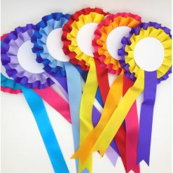 2 tier clearance rosettes mixed