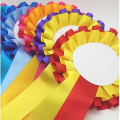 clearance 2 tier rosettes