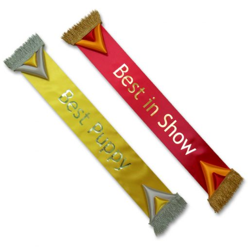 star dog sash