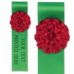 jr5 rose award ribbon