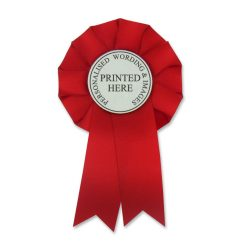 personalised mini rosette