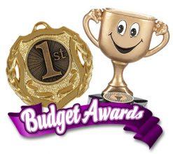 Budget Awards & Medals