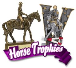 Horse Show Trophies
