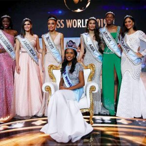 miss world 2019 sashes